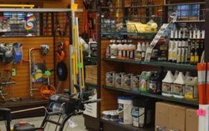 Valley Mason supplies a full line of paver tools including tapes, levels, brooms, shovels, tampers, screeds and brooms.