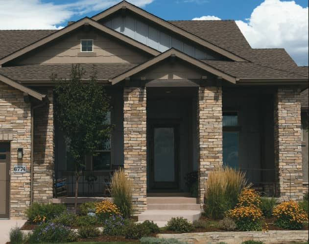 Carolina Collection Ledgestone