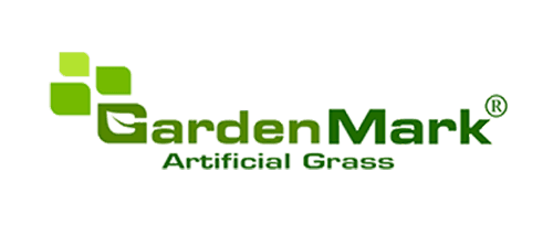 Garden mark artificial grass logo