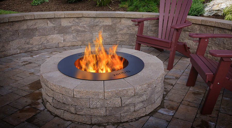Breeo Fire Pit, say hello to good times and good-bye to smoke.