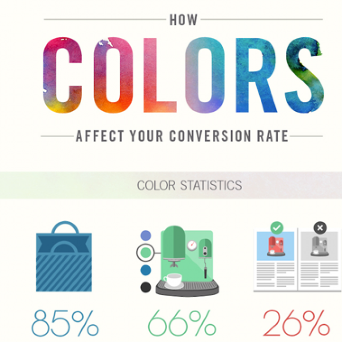 How colours affect your conversion rate1