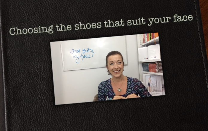 How to choose the shoes that suit your face