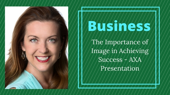 Inspired Image_Clare Maxfield Presenting to AXA at the Crown palladium in 2011
