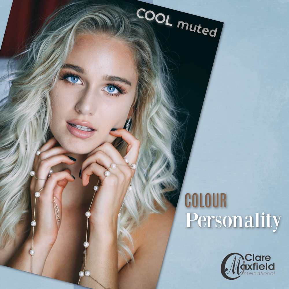 Cool and Muted Colour Personality