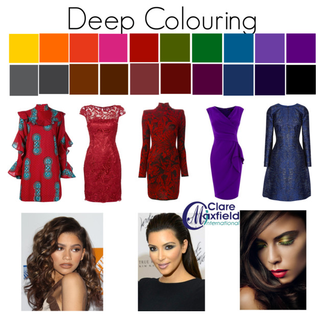 What to do if you have deep colouring