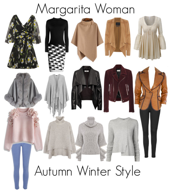 How to Dress the Margarita (full breasted woman) in Autumn/Winter
