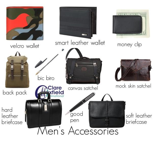 Men's Business Accessories