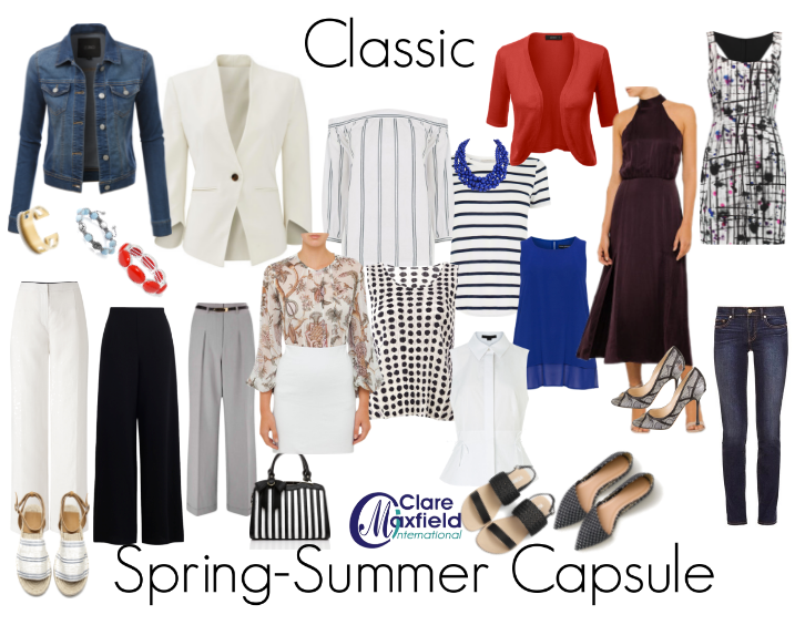 Upcoming Classic Personality Style Trend and Capsule Report
