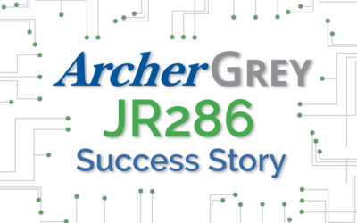 JR286 Success Story