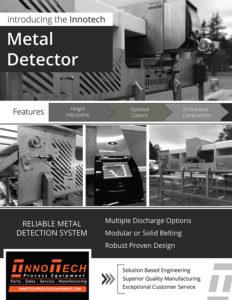 Metal Detector Line Card