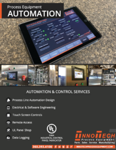 Download our Automation Line Card