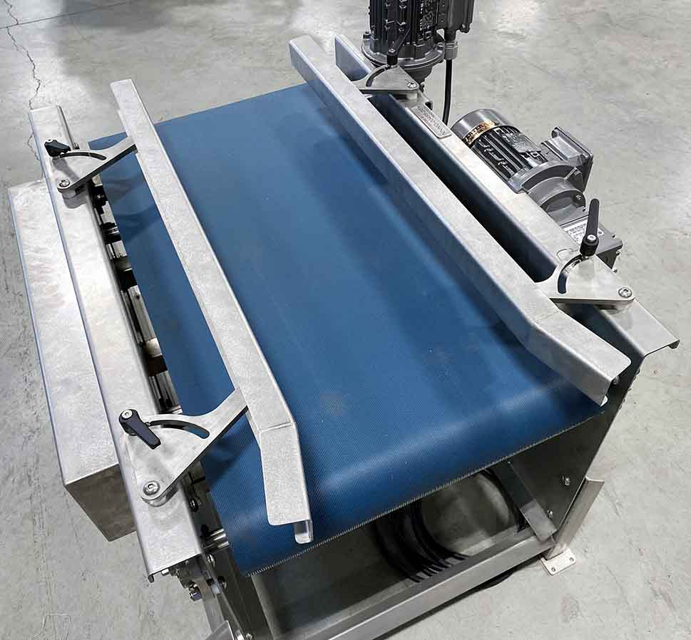 settling conveyor 15