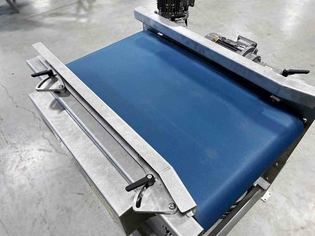 settling conveyor 2