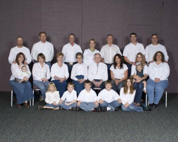 Nicholson Family - 2007