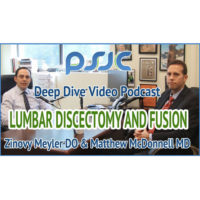 Lumbar Discectomy and Fusion Podcast – Princeton Spine & Joint Center Podcast #7