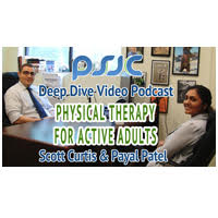 Physical Therapy for Active Adults – Princeton Spine & Joint Center Podcast #14