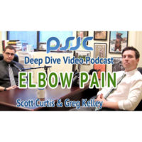 Elbow Pain PSJC Podcast 24
