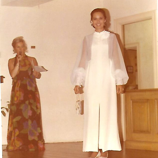 1975 - First Mira Couture Bridal Fashion Show