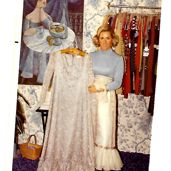 mira couture is established - 1970