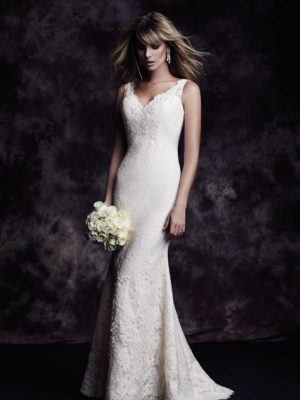4601 Paloma Blanca Wedding Bridal Gown Chicago