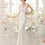 Adaggio Aire Barcelona Wedding Bridal Gown Chicago