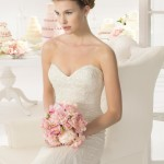 Ainoa Aire Barcelona Wedding Bridal Gown Chicago Detail