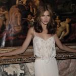 Aline Flora Wedding Bridal Gown Chicago Detail