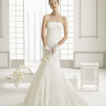 Dama Rosa Clara Wedding Bridal Gown Chicago