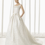 Detroit Rosa Clara Wedding Bridal Gown Chicago