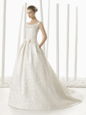 Detroit Rosa Clara Wedding Bridal Gown Chicago