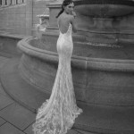 E1611 Ester Wedding Bridal Gown Chicago Back
