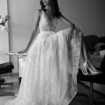 Flora Mila Wedding Bridal Gown Chicago