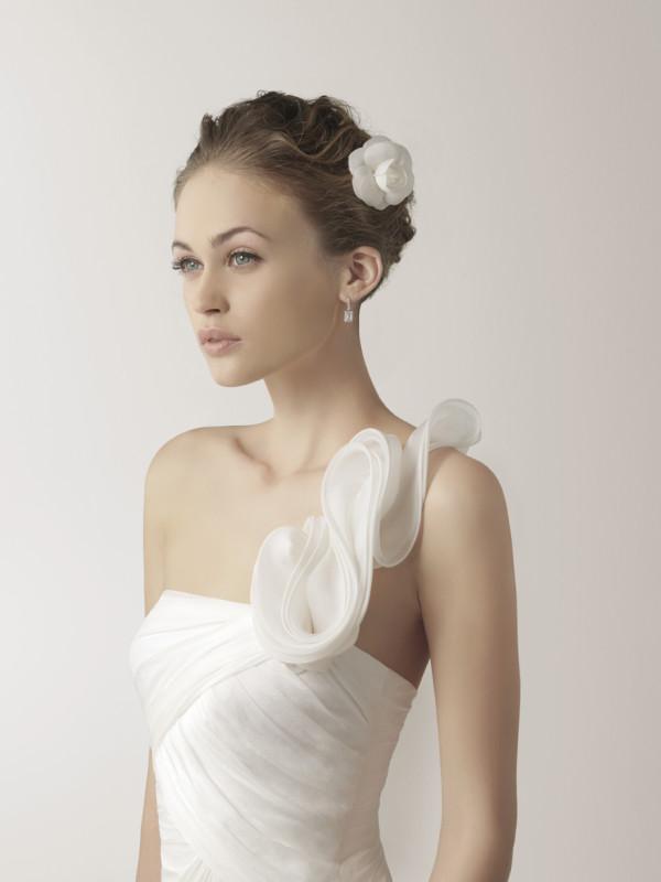 Jaqueline Rosa Clara Soft Wedding Bridal Gown Chicago