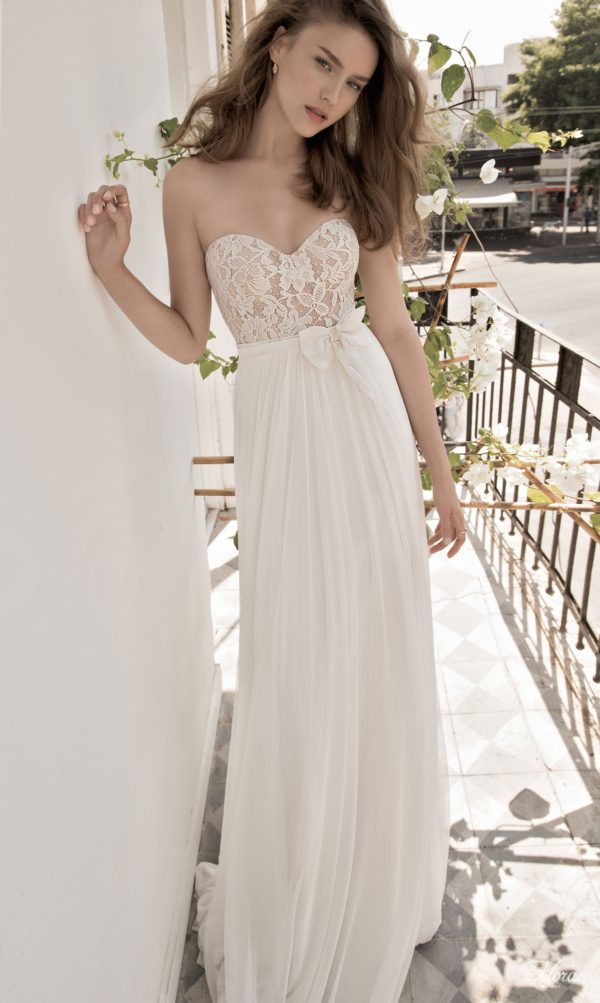 Lily Flora Wedding Bridal Gown Chicago