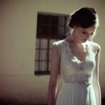 Madeline Flora Wedding Bridal Gown Chicago Detail