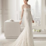 SantaFe Rosa Clara Wedding Bridal Gown Chicago