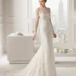 SantaFe Rosa Clara Wedding Bridal Gown Chicago