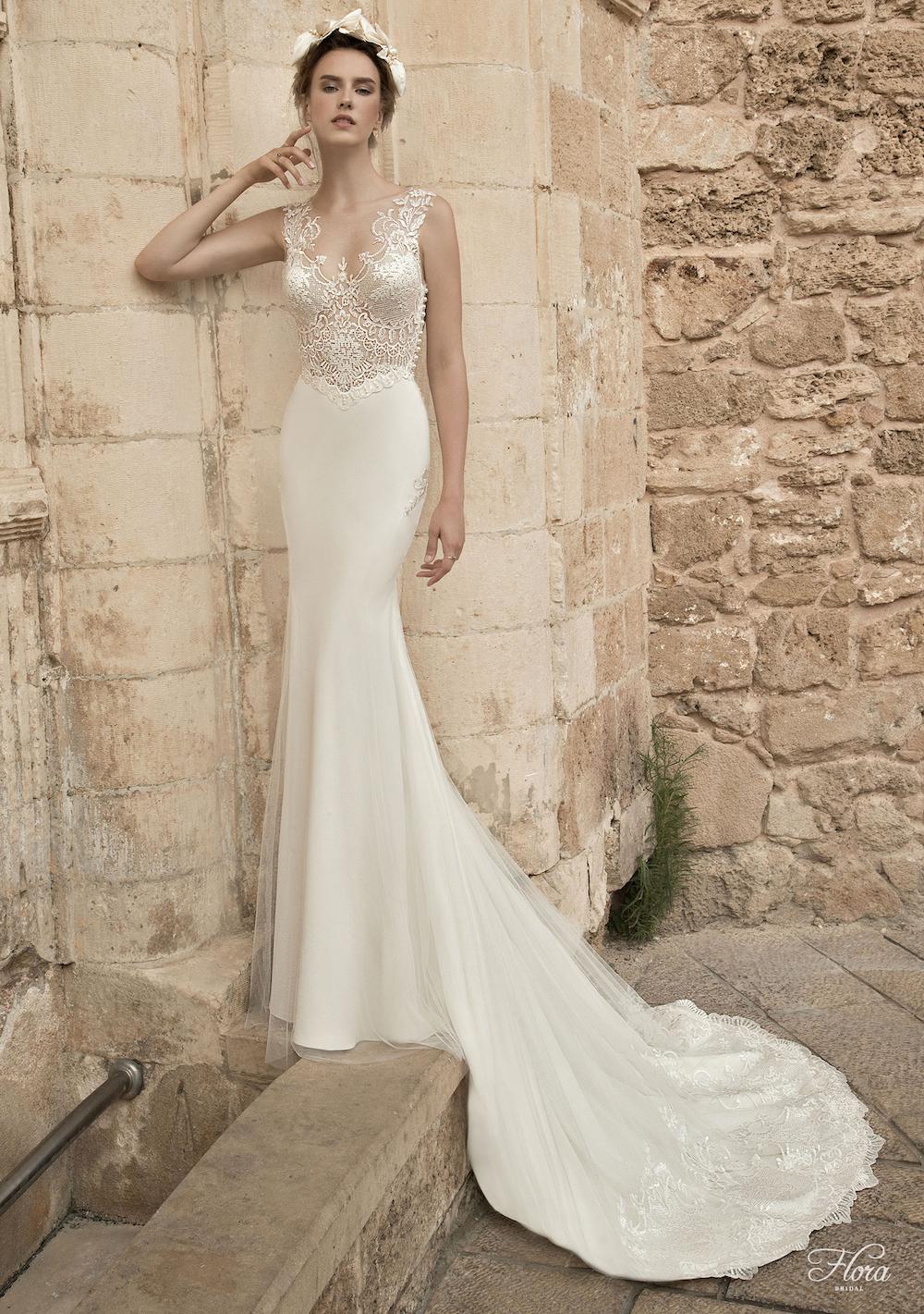 Vik Flora Wedding Bridal Gown Chicago