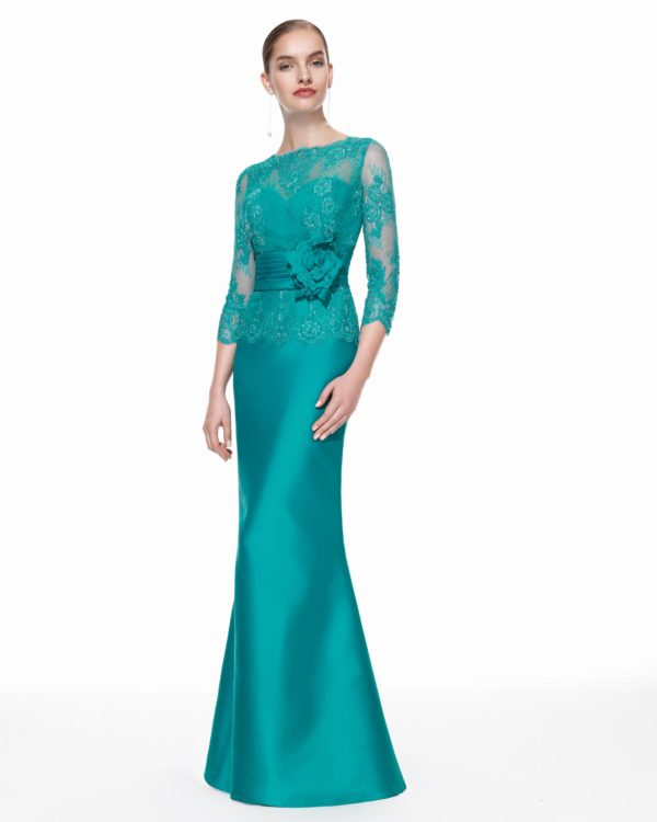 297 Rosa Clara Gown Chicago Lace