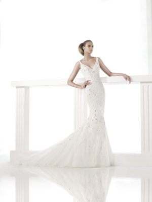 Claudiane Atelier Pronovias Wedding Bridal Gown Chicago