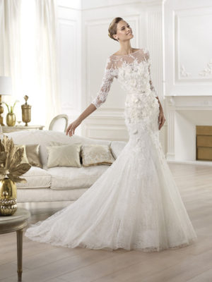 Cygnus Elie Saab Wedding Bridal Gown Chicago