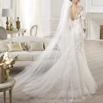 Cygnus Elie Saab Wedding Bridal Gown Chicago Back
