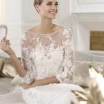 Cygnus Elie Saab Wedding Bridal Gown Chicago Detail