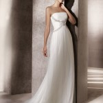 Ebano Atelier Pronovias Wedding BridalGown Chicago