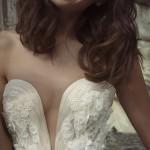 Ester Mira Couture Wedding Bridal Gown Chicago E1602