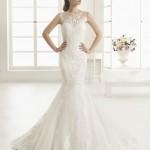 Estrada Rosa Clara Mira Couture Wedding Bridal Gown Chicago