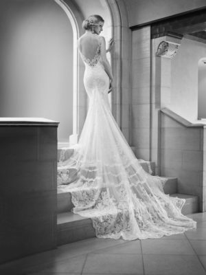 Martina Liana 675 Mira Couture Wedding Bridal Gown Chicago