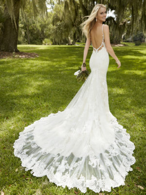 Martina Liana 744 Mira Couture Wedding Bridal Gown Chicago