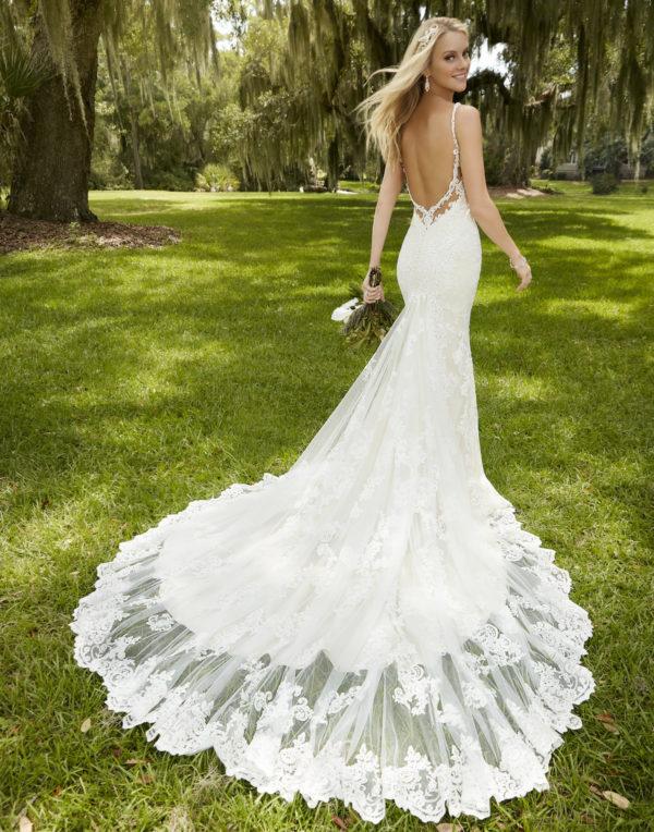 Martina Liana 744 Mira Couture Wedding Bridal Gown Chicago