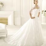 Valencia Atelier Pronovias Wedding Bridal Gown Chicago